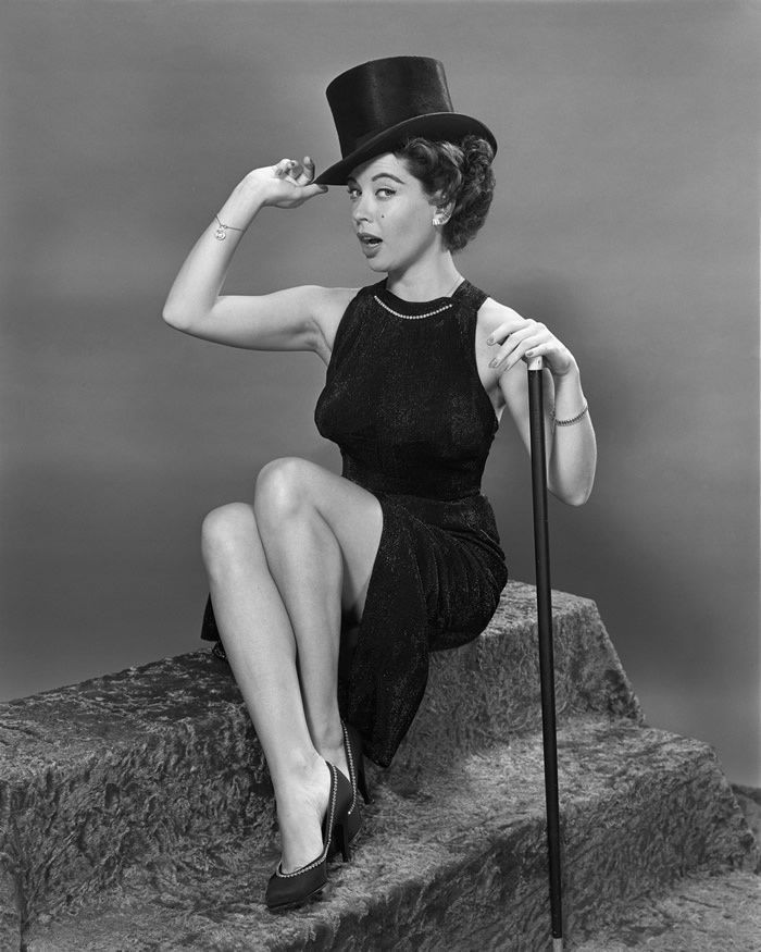 Gloria DeHaven in the 1950s