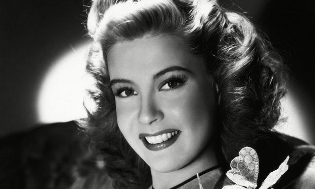 Gloria DeHaven in Two Girls and a Sailor, 1944. Photograph: Everett/Rex/Shutterstock