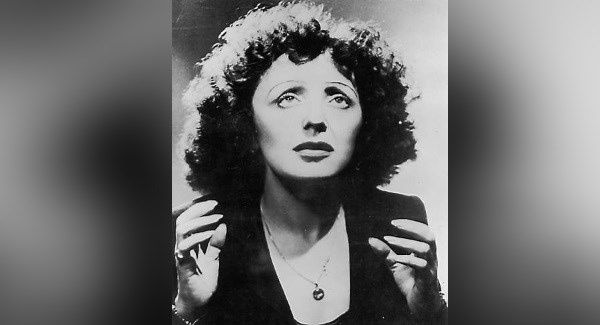 The controversial actions of Edith Piaf during the German occupation of the French capital during World War II are dealt with in Anne Sebba's book