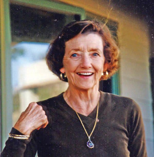 Obituary: Carol Jones Thomas