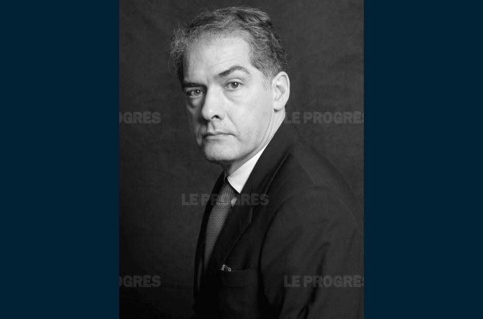 Philip Kerr : « L'imagination a priorité. » Photo Ulf Andersen