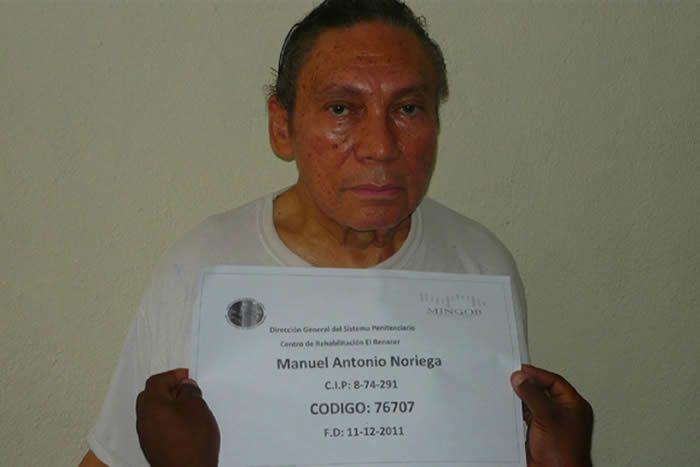 L'ancien dictateur panaméen Manuel Noriega est décédé dans la nuit de lundi à mardi.