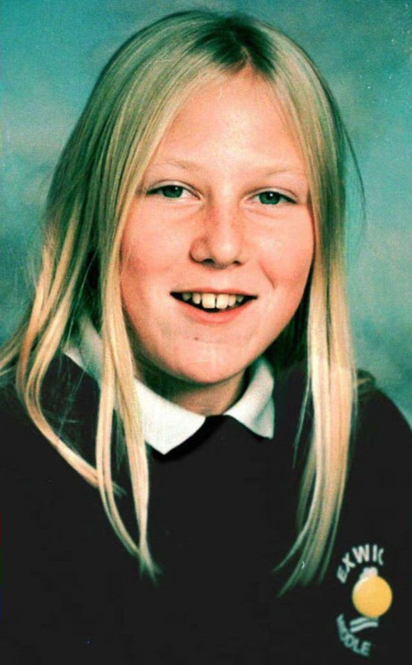 Kate Bushell, 14, was murdered just yards from her home as she walked a neighbour's dog