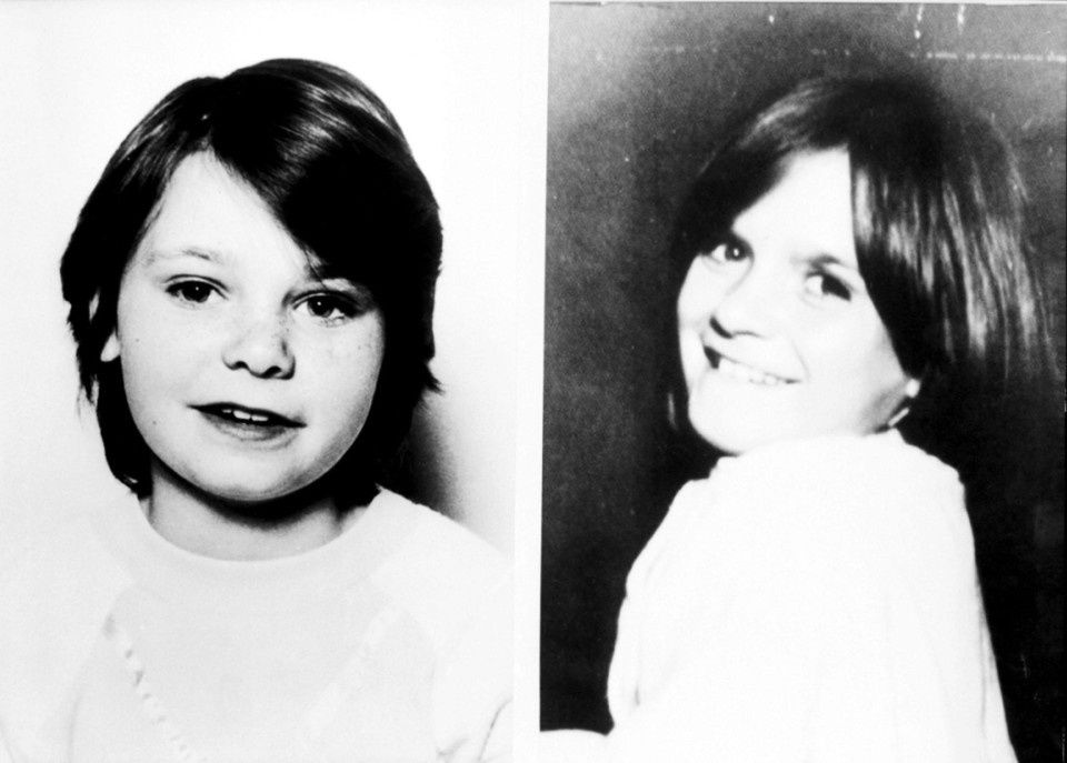 Babes in the Wood Nicola Fellows and Karen Hadaway were found strangled in a national park in Brighton in 1986