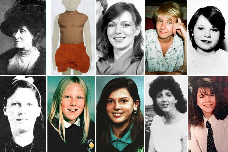Almost a quarter of all murders committed in the UK remain unsolved