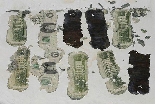 DB Cooper: Cash from the ransom money was uncovered in 1980
