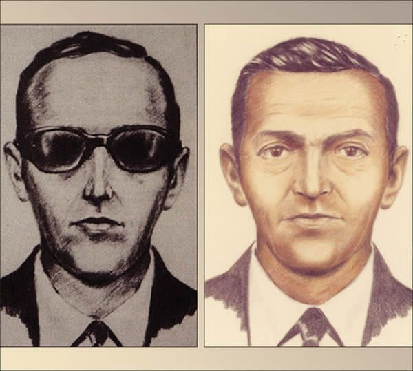 DB Cooper hijacked a plane in 1971 before disappearing without a trace
