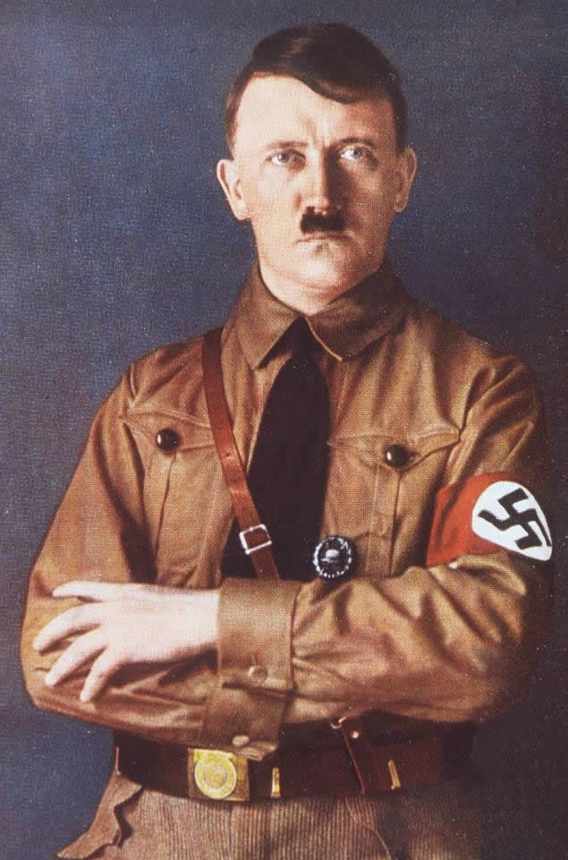 The Nazi obsession with the occult went right to the top of the party, with Hitler a firm believer