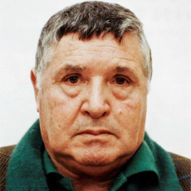 """Toto"" Riina was known as the Mafia ""boss of bosses"""