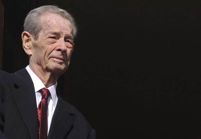 Le roi Michel Ier de Roumanie est mort