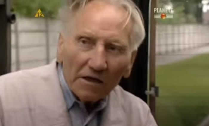 Kazimierz Piechowski egy 2006-os lengyel dokumentumfilmben