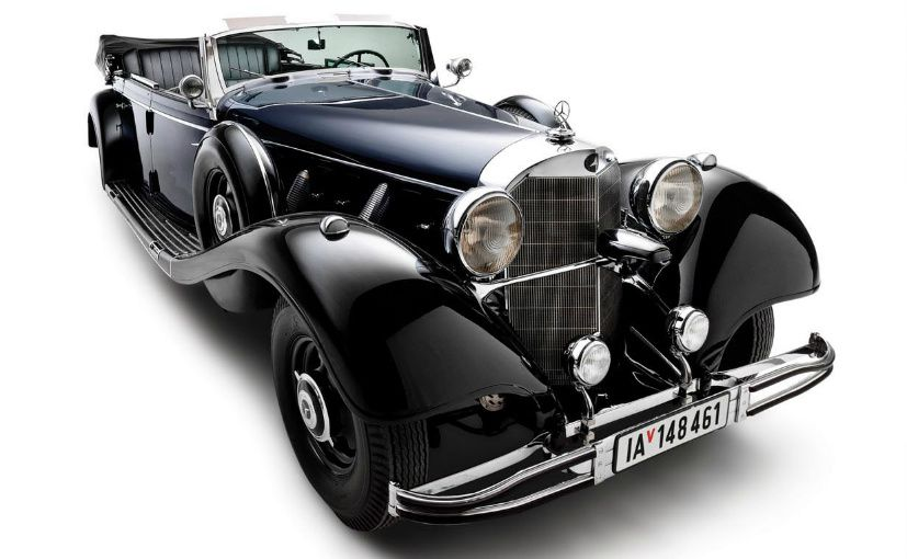 (The Mercedes-Benz 770K Grosser was also called the W150)