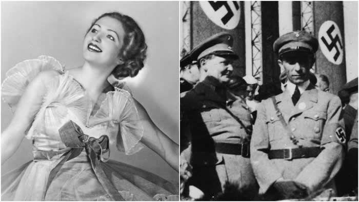 La ballerine polonaise qui a tiré des nazis à la porte de la chambre à gaz