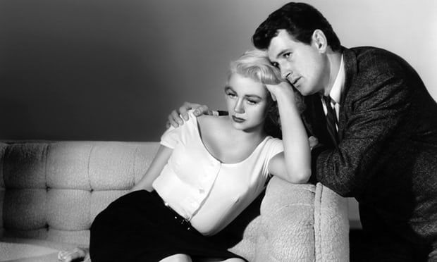 Dorothy Malone and Rock Hudson in The Tarnished Angels, 1957. Photograph: Allstar/Cinetext / Allstar Colle