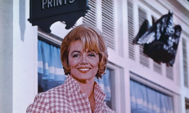 Dorothy Malone played Constance MacKenzie in the US TV soap opera Peyton Place, which was first aired in 1964. Photograph: Bettmann/Bettmann Archive