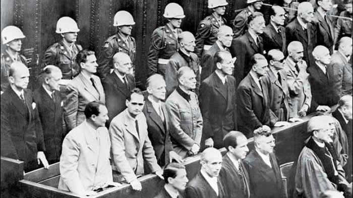 Nuremberg - Day 17 Nazi Plan