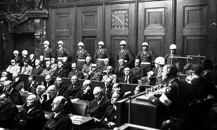 Nuremberg - Defendants Up Close