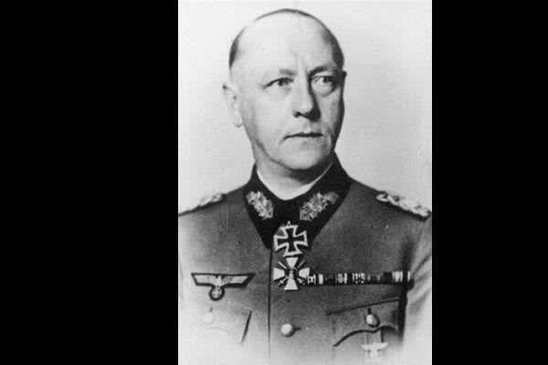 100ème division d'infanterie légère Allemande