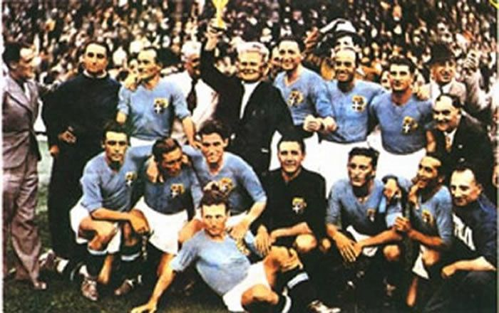 World Cup Countdown: 19 Weeks to Go - Italy's First Triumph Under Benito Mussolini's Dictatorship