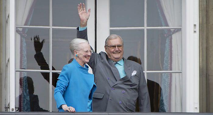 Henrik de Danemark, mari de la reine Margrethe II, s'éteint à 83 ans