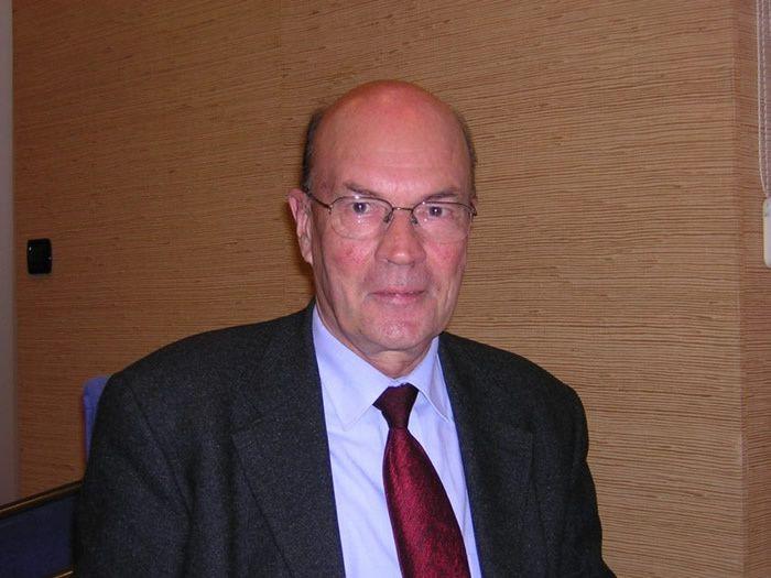 Alain Gérard est décédé lundi 26 février. (Côté Quimper)