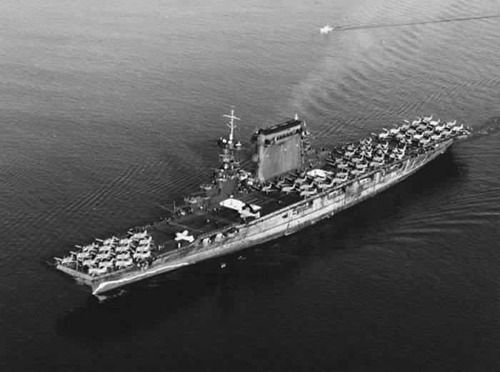 Us Navy L'USS Lexington en 1941