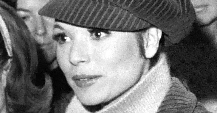 Elsa Martinelli, en février 1967. / Photo AFP
