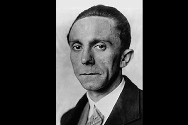 Goebbels Speech on Plan to Kill Jews Was Suppressed by British Government