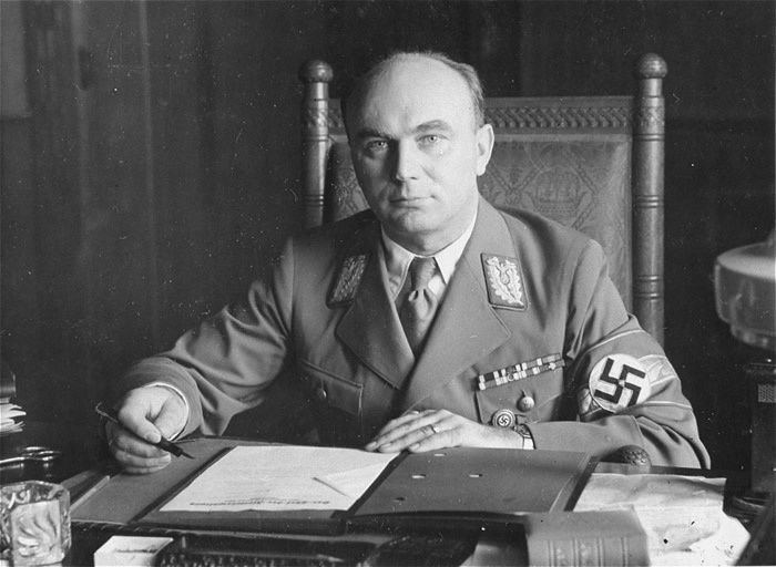 Anti-jewish Laws in Effect in Danzig