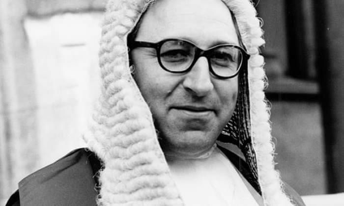 Louis Blom-Cooper was a source of wisdom and good sense, especially on sentencing. Photograph: ANL/Rex/Shutterstock