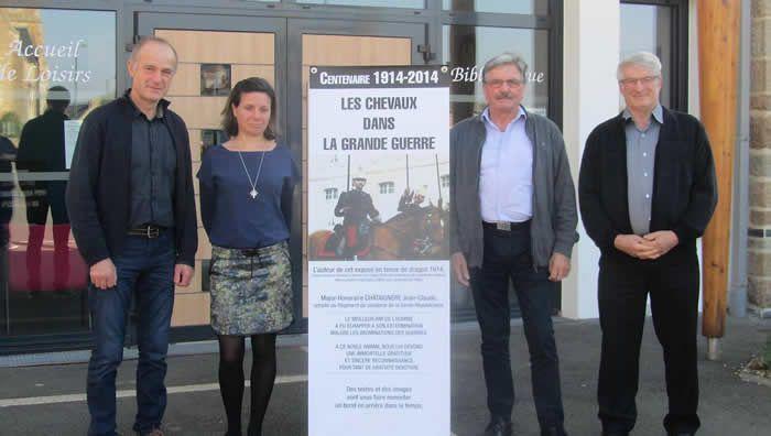 La Bazouge-du-Désert. 14-18 : grande mobilisation pour le centenaire