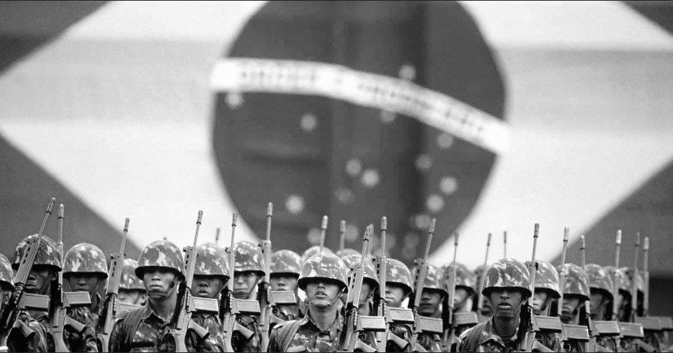 Dictature militaire au Brésil (1964-1985)