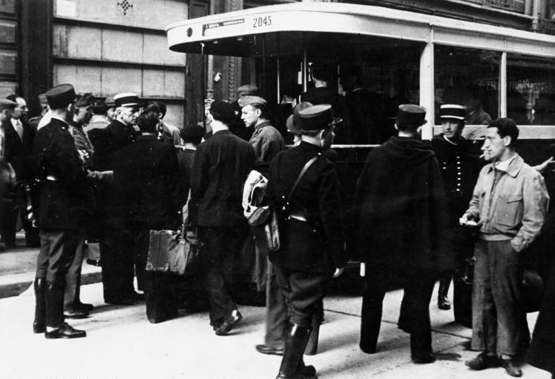 Comité de libération de la police parisienne