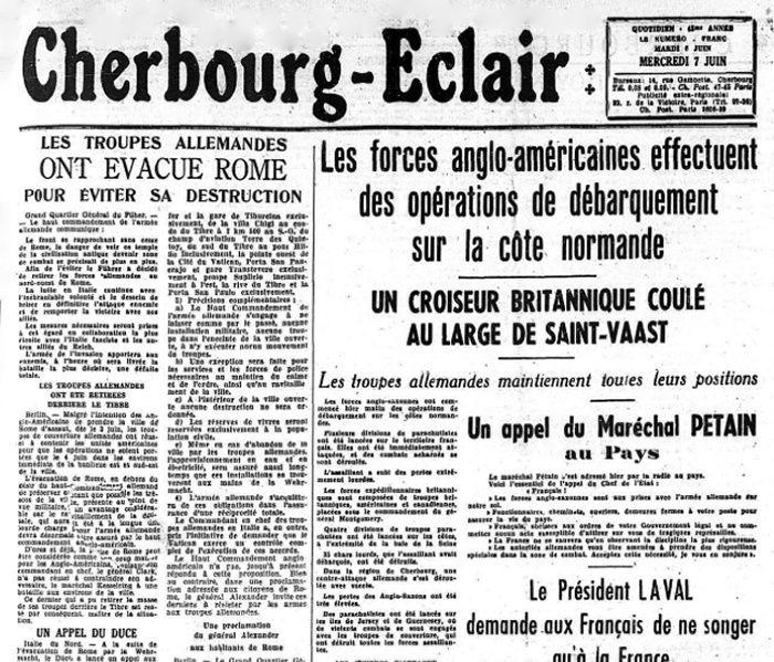 Cherbourg-Éclair