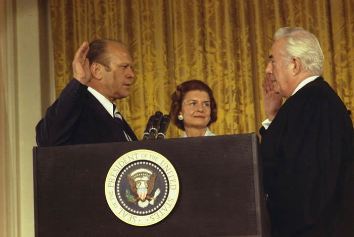 Administration Gerald Ford