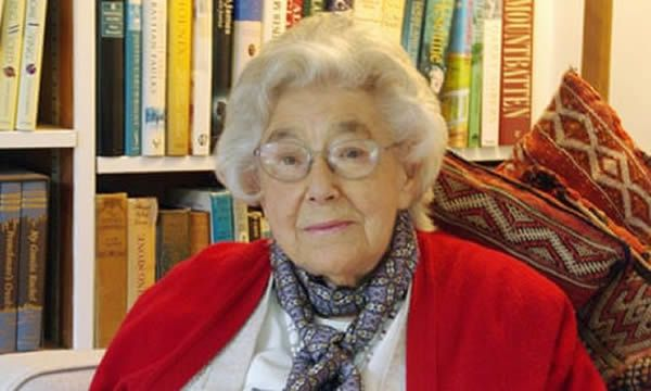 Margaret Jackson worked in Paris in 1940 at the British mission that liaised with resistance movements run by the Polish and Czech authorities in exile