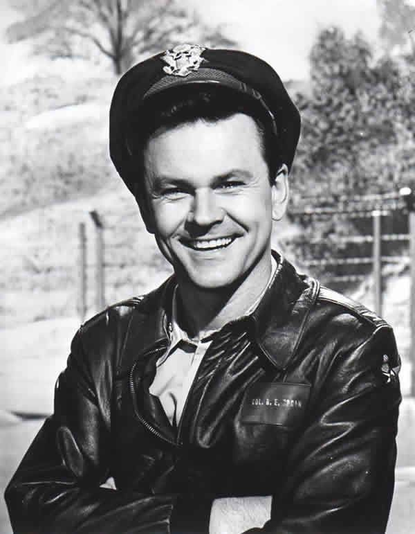 Bob Crane starred in the TV series 'Hogan's Heroes,' which ran from Sept. 17, 1965, to March 28, 1971. CBS