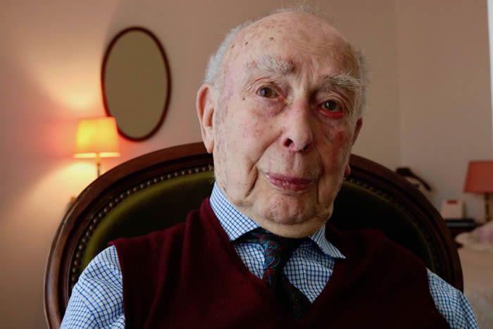 Georges Ménage, né en 1922 Marin sur La Renoncule / Jean-Baptiste Pattier