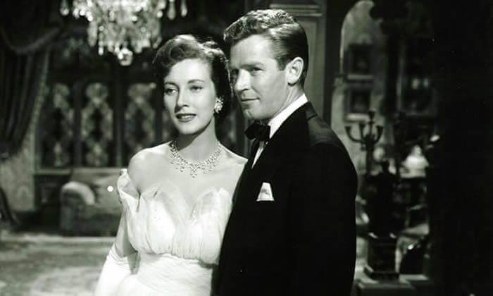 Valentina Cortese and Richard Basehart in The House on Telegraph Hill, 1951. Photograph: 20th Century Fox/Kobal/Rex/Shutterstock