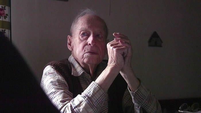 L'ancien SS Karl Münter était impliqué dans le massacre de 86 civils à Ascq, dans le département du Nord, en 1944.  Fabienne Hurst/ARD