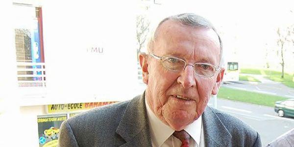 Jo Gourmelon, en 2008. (Photo archives Patrice Le Berre) Le Télégramme