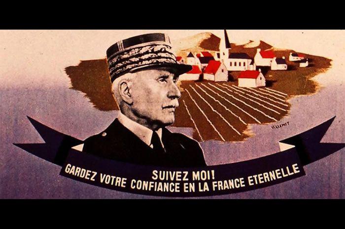 Comité d'organisation du Gouvernement de Vichy