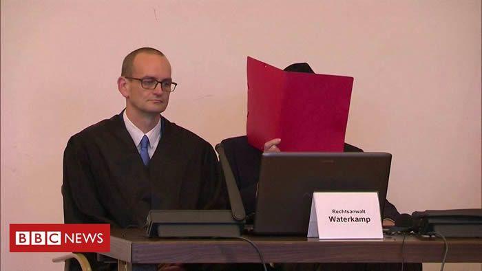 Ex-Nazi camp guard Bruno Dey goes on trial in Hamburg