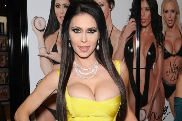 Porn star Jessica Jaymes died of natural causes aged 40 after suffering a seizure following years of battling alcoholism, coroner's report reveals