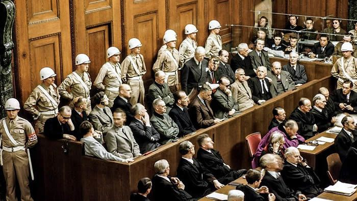 Nuremberg Trial Judgements : Rudolf Hess