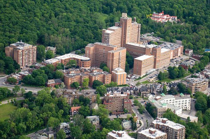 Un hôpital à Montréal, au Québec (illustration) Crédit : AFP