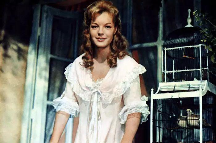 Romy Schneider dans « Christine » en 1958. ARTE / DEGETO FILM