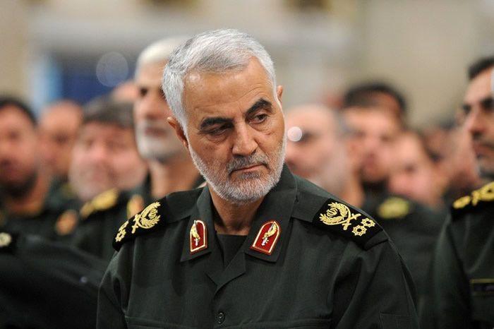 Selon le chef de la diplomatie américaine Mike Pompeo, le général iranien Qassem Soleimani préparait une «action d'envergure», qui aurait «mis en danger des dizaines, voire des centaines, de vies américaines».[HO / KHAMENEI.IR / AFP]