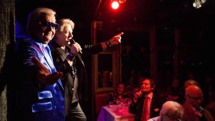 Le cabaret, qui accueillait des spectacles transformistes, avait été fondé en 1956 par Michou. Reynaud Maxime/Reynaud Maxime/ABACA
