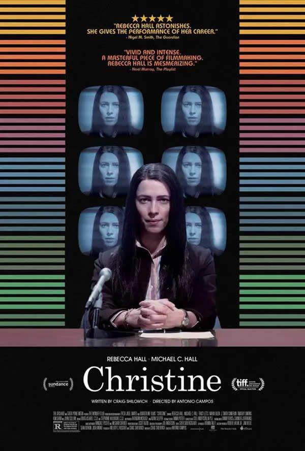 """Le film """"Christine"""" s'inspire de l'histoire tragique de Christine Chubbuck. DR"""